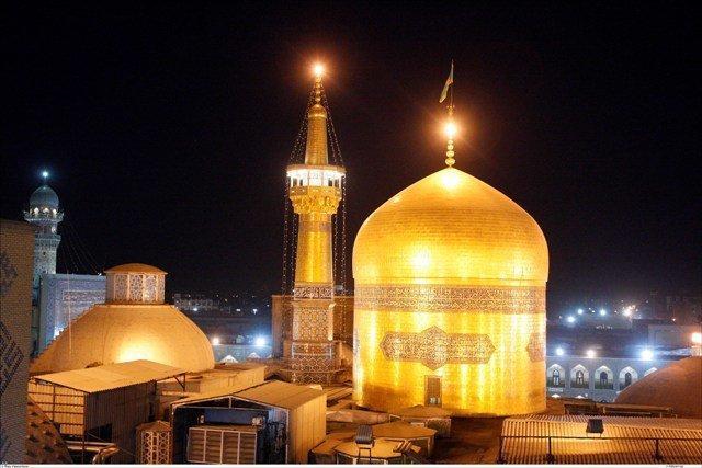 انجمن اسلامی دانشگاه سمنان اردوی زیارتی مشهد برگزار می نماید