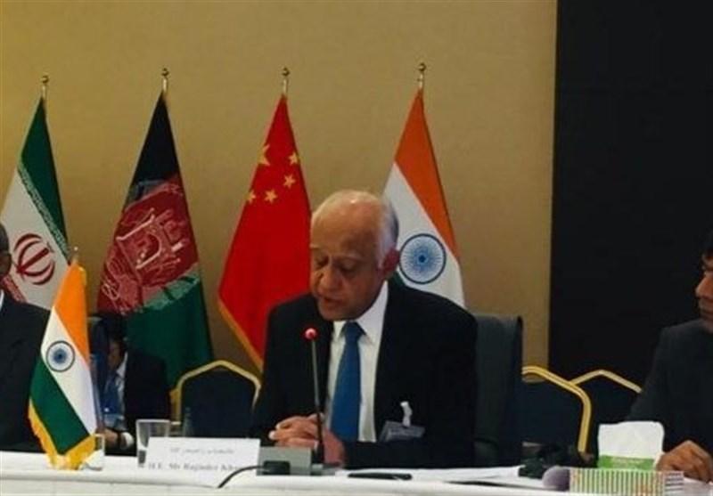 معاون مشاور امنیت ملی هند: سرمایه گذاری در چابهار فرصتی برای توسعه مالی افغانستان است