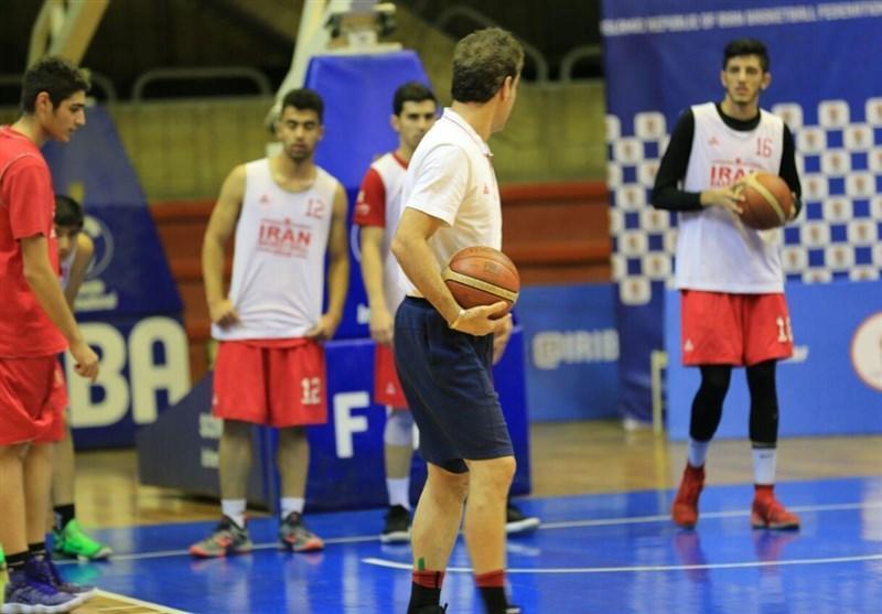 تورنمنت بین المللی بسکتبال تایلند، فزونی تیم جوانان ایران مقابل نماینده میزبان