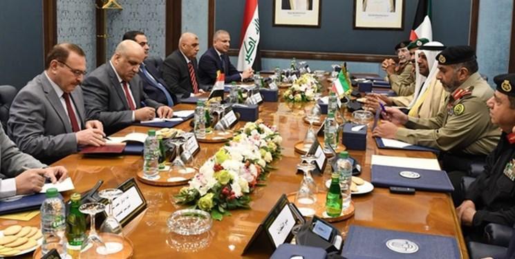 توافق کویت و عراق درباره آرام سازی اوضاع منطقه