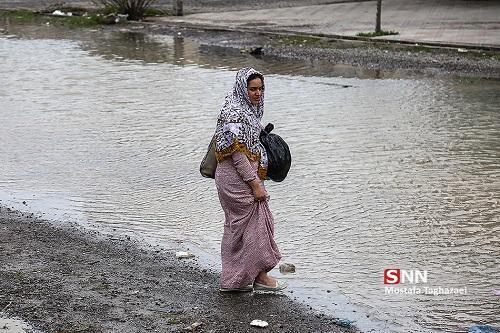 گروه جهادی افسران ولایت بوشهر اقدام به جمع آوری یاری های نقدی و غیرنقدی برای سیل زدگان کرد