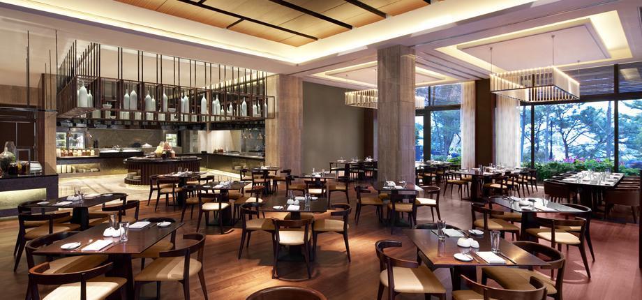 رستوران های غیر چینی شهر گوانجو