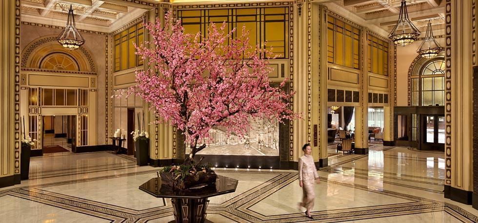 بهترین هتل های شهر شانگهای
