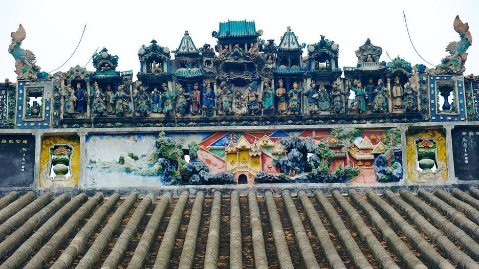 جاذبه های فرهنگی شهر گوانجو
