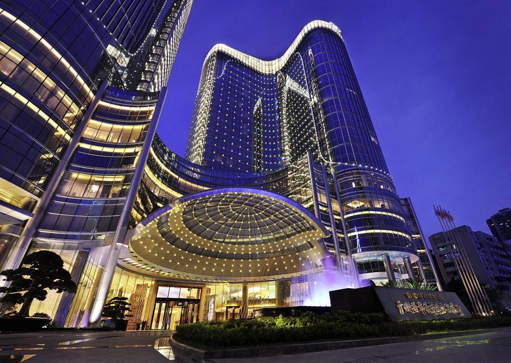 برترین هتل های شهر گوانجو