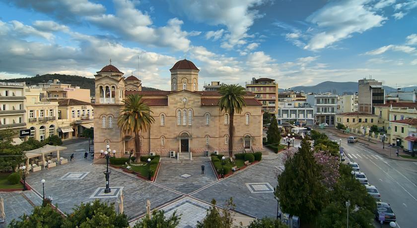 با شهر آرگوس و آتن در یونان آشنا شوید