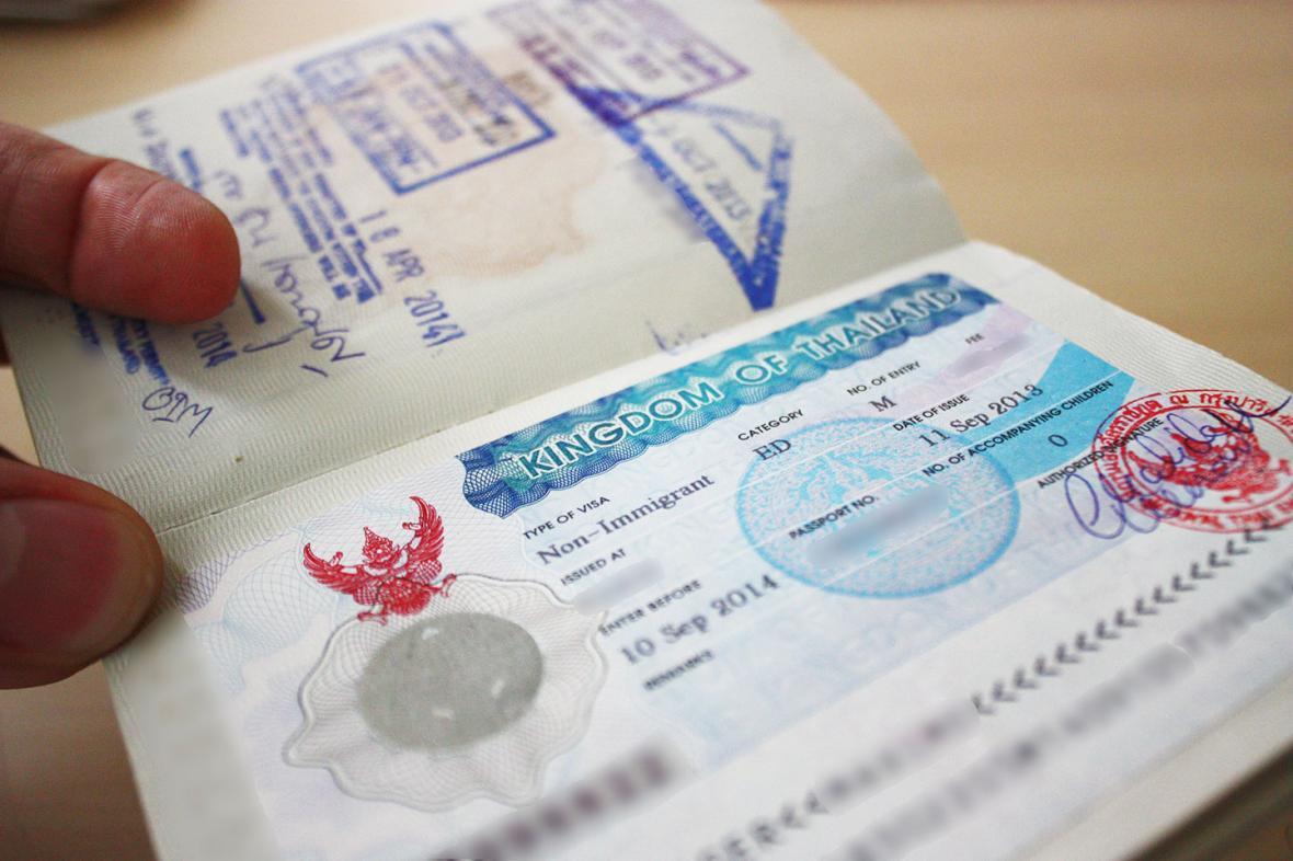 ویزای توریستی تایلند بگیرید