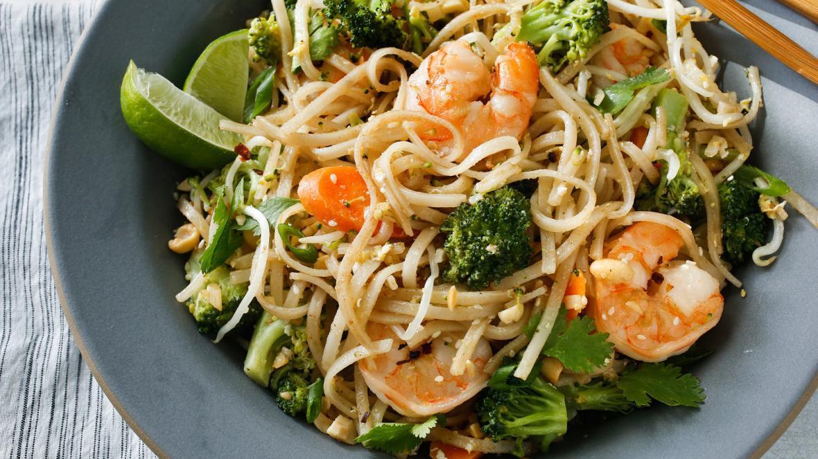 بهترین غذاهای تایلندی که می توانید بخورید