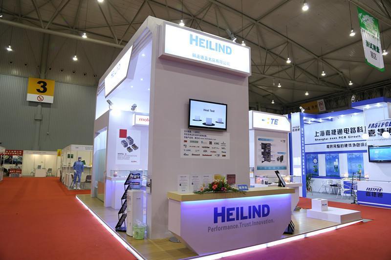 نمایشگاه بین المللی صنعت الکترونیک شهر شانگهای