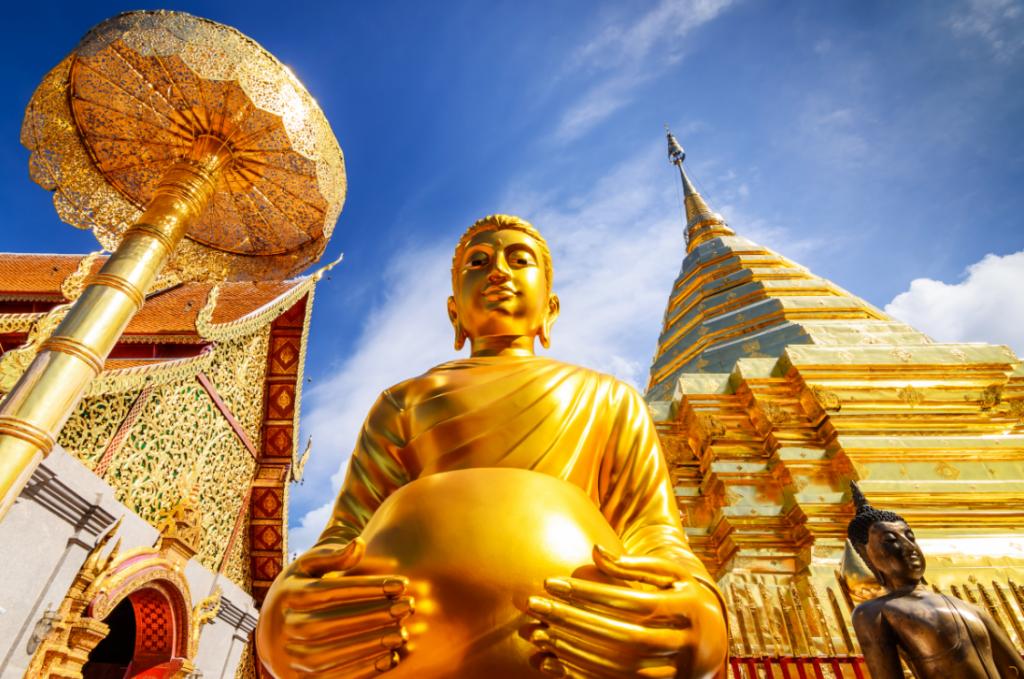 توریستی ترین شهرهای تایلند