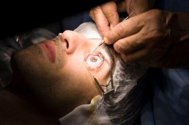 فراوری چسب موقت ترومای چشمی، جلوگیری از کوری در کمتر از یک دقیقه