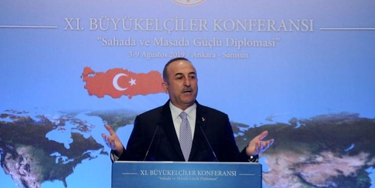 درخواست ترکیه از روسیه برای توقف عملیات در ادلب