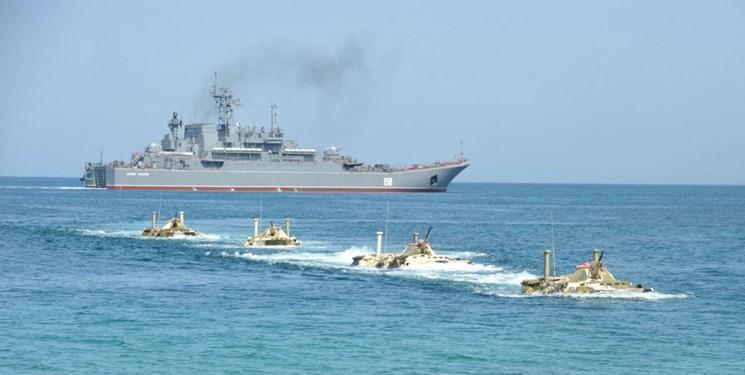 چهارمین کشتی جنگی روسیه راهی سوریه شد