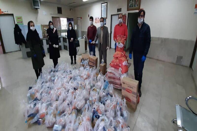 خبرنگاران حدود 1.5 میلیارد ریال اقلام بهداشتی در مراکز بهزیستی آذربایجان غربی توزیع شد