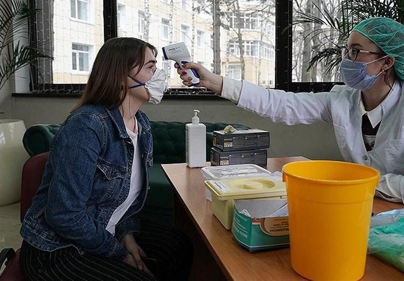 مسکو کانون اصلی خطر ابتلا به کرونا در روسیه، بیش از 5300 نفر مبتلا شدند