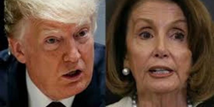 نانسی پلوسی: بی اعتمادی شهروندان آمریکا به ترامپ جای تعجب ندارد
