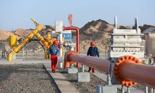 یک میدان نفتی درچین کشف شد