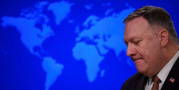 حمایت دوباره پامپئو از عدم اعطای وام به ایران