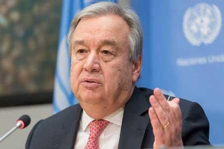 هشدار دبیرکل سازمان ملل درخصوص تهدیدات کرونا برای آفریقا