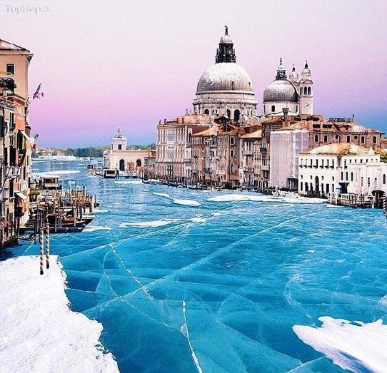 ونیز بعد از یخبندان