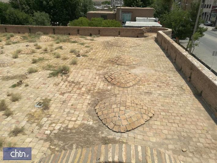 شروع بازسازی کاروانسرای شاه عباسی در میامی