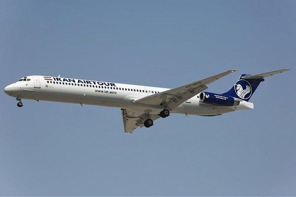 فرود اضطراری پرواز تهران- قشم ، موتور هواپیما دچار نقص فنی شد