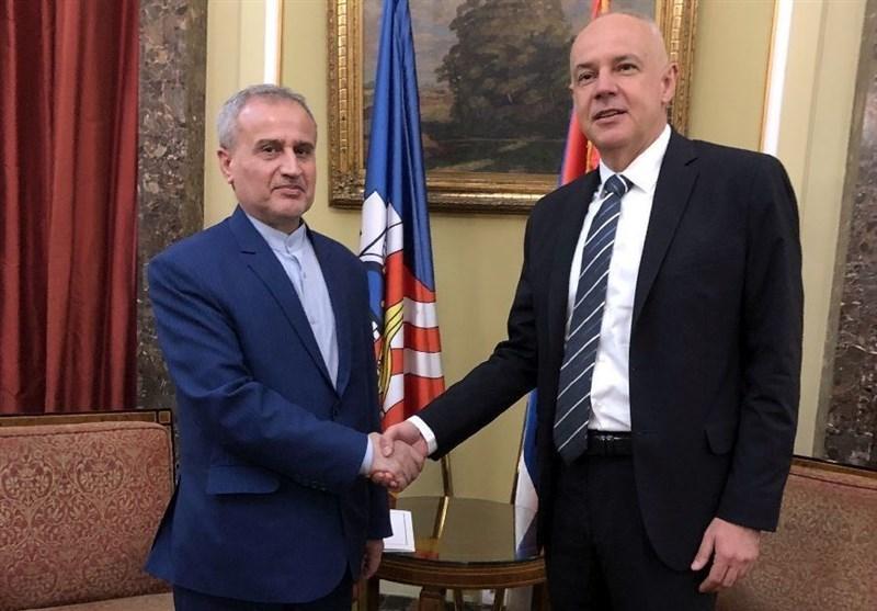 ایران و صربستان همکاری های شهری را گسترش می دهند