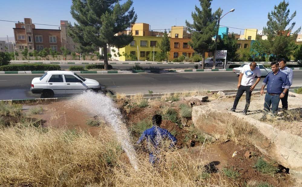 آب شرب شهروندان پرندی قطع می شود؟، جمع آوری انشعابات غیرمجاز در دستور کار آبفا