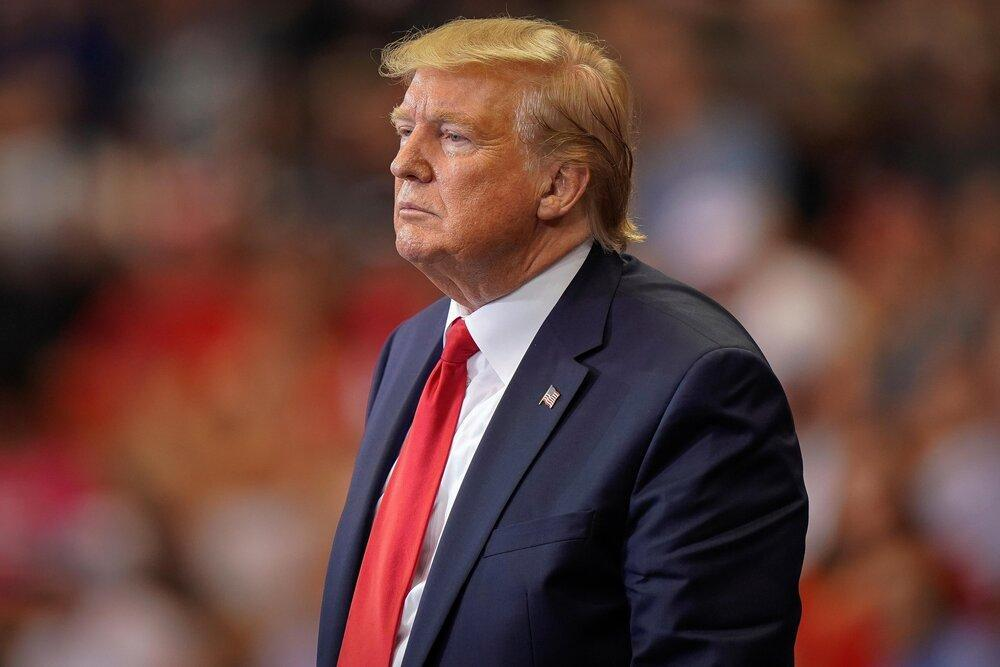 ترامپ افرادی را که به او رأی ندهند احمق خطاب کرد!