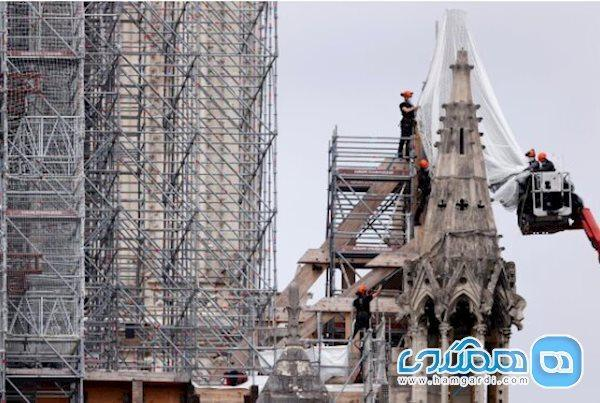منتفی شدن احتمال ساخت مناره مدرن کلیسای نوتردام