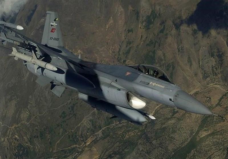 حمله هوایی ترکیه به شمال عراق، 3 عضو پ.ک.ک کشته شدند