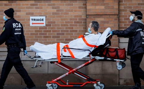 تلفات کرونا در آمریکا به مرز 147 هزار نفر رسید