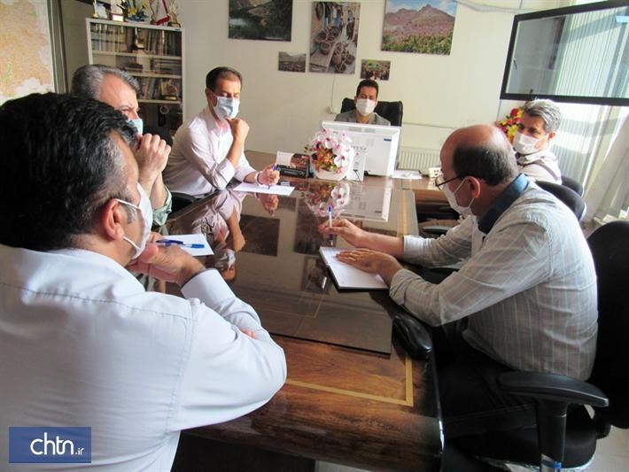 اولین جلسه کمیته طبیعت گردی کردستان برگزار گردید