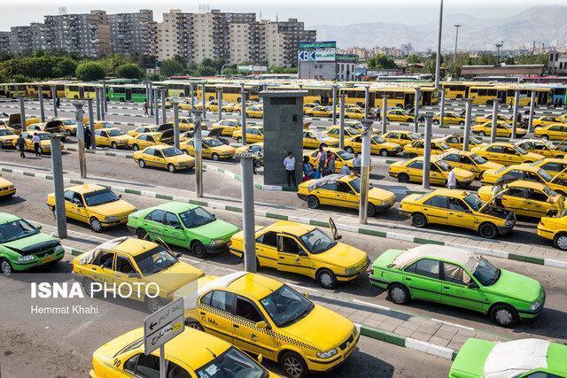 شروع گشت مشترک تاکسیرانی و پلیس برای برخورد با تخلف مسافربرهای غیرمجاز