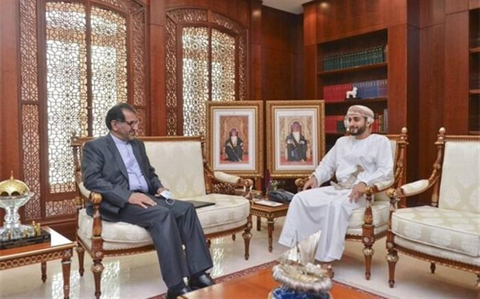 ملاقات سفیر ایران در عمان با وزیر فرهنگ، ورزش و جوانان این کشور