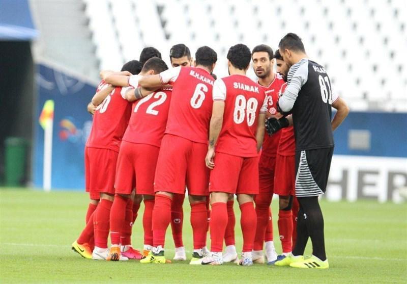 لیگ قهرمانان آسیا، دوئل پرسپولیس با گربه سیاه تیم های ایرانی