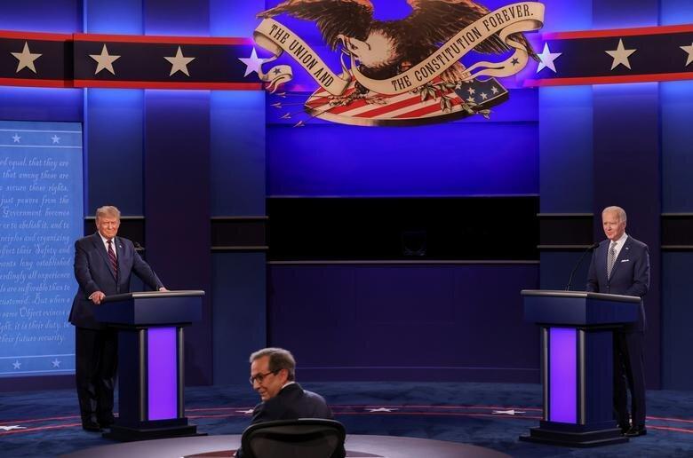چگونه مناظره دو نامزد همه را وحشت زده کرد؟