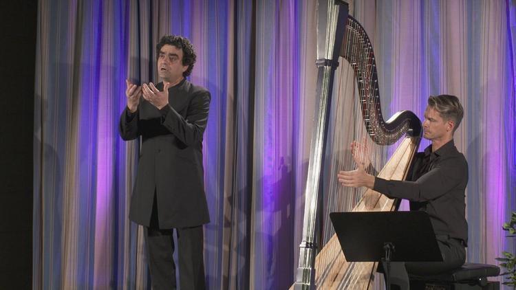 ترانه های محلی آمریکای لاتین به روایت خوانندهٔ مشهور اُپرا
