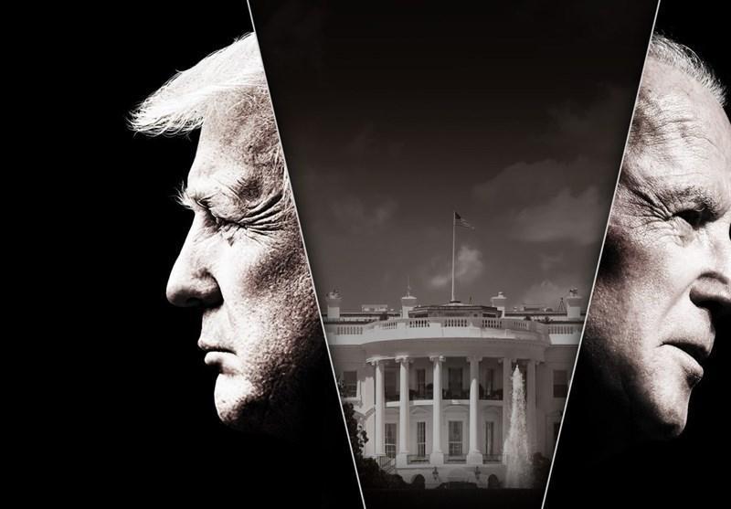 نظرسنجی، پیشتازی بایدن نسبت به ترامپ در ایالت های مهم و کلیدی