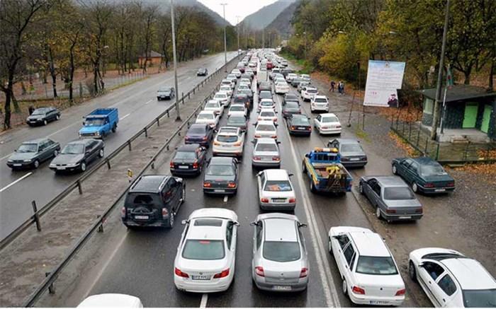افزایش سه درصدی تردد در جاده های کشور