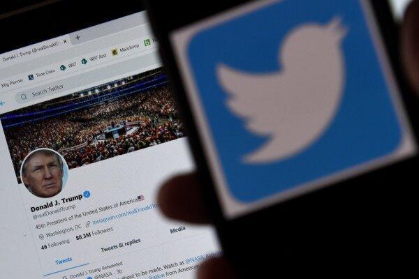 دادستانی هلند هک شدن حساب توئیتری ترامپ را تائید کرد