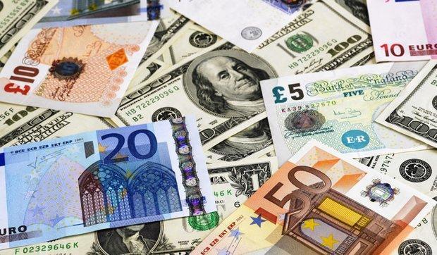 نرخ رسمی انواع ارز، قیمت 20 ارز کاهش یافت