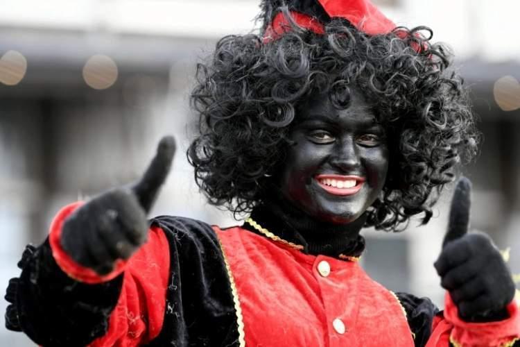 جمع آوری کتاب های کودک دارای تصاویر فستیوال پیتر سیاه در هلند