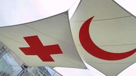 یاری 250 هزار فرانکی صلیب سرخ به هلال احمر برای خرید دستگاه اکسیژن