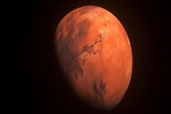 سال 2021 به مریخ نرسیده است