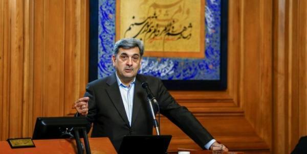 شهردار تهران: حل مشکل آلودگی هوا و ترافیک تهران حاکمیتی است