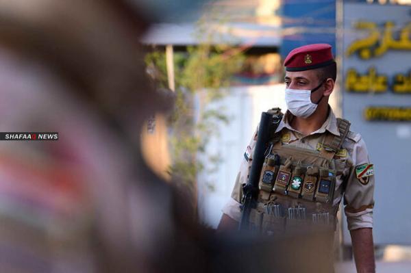 خنثی شدن عملیات تروریستی داعش در استان نینوا