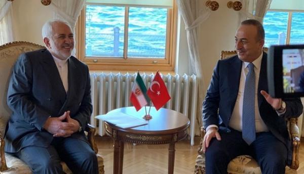 ظریف مصاحبه ها با مقامات ترکیه را سازنده، محبت آمیز و پربار توصیف کرد