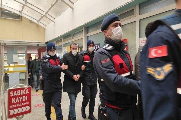 718 نفر در عملیات ضد تروریستی ترکیه بازداشت شدند