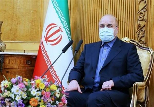 قالیباف در گفت وگو با روسیه 24: ایران و روسیه به همکاری های 20 و 50 ساله می اندیشند